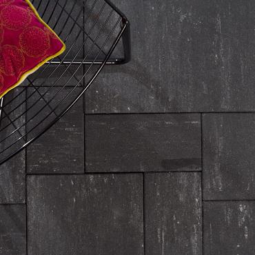 Linea allure 30x20x6 cm + afst.h Marmo oscuro duraprotect+