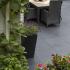 geoceramica® 60x60x4 cm impasto negro