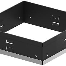 europoint designraamerk draaibaar rvs 25x25