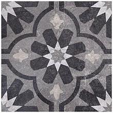 geoceramica® 80x80x4 cm decoro tulipani decor