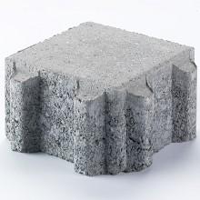 ecoroc 15x15x8 grijs