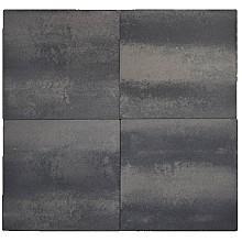 aanbieding gcl 60x60x4,7 cm grijs-zwart